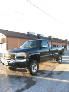 Studded Single Cab LB7 Duramax FORSALE