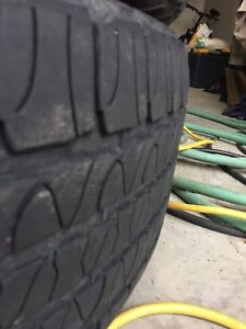 Goodyear tires for free 245 65 17