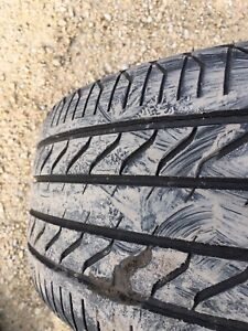 MUST SELL Two 225/50ZR17 tires In good shape !!!