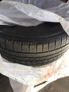 2x 255 55 18 Pirelli scorpion ice and snow
