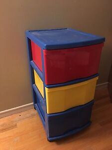 Rainbow Storage Drawer