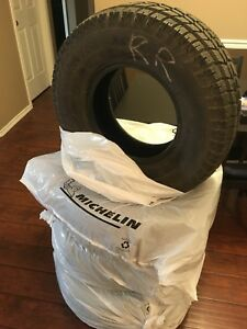 Nearly brand new 31x10.5 R15LT winter tires