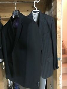 2 brand suits for $50