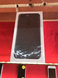 Iphone 7plus 128gb sealed unlocked (black matte) Clayton South Kingston Area Preview