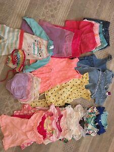 Size 1 girls summer bundle- 37 items!