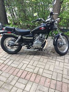 HONDA REBEL EXCELLENT CONDITION LOW KMS!!!