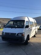 2001 Toyota Hiace Van/Mini bus / camper van super long wheel base Sunshine Brimbank Area Preview