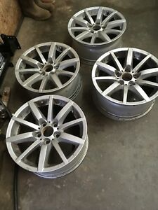 BMW oem wheels