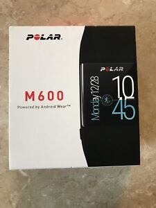 Polar M600 GPS Android Wear Watch