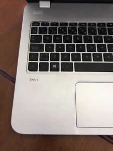 HP Envy - i7