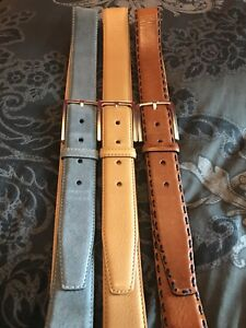 Giorgio Zoni Handmade Leather Belts Hermès Gucci