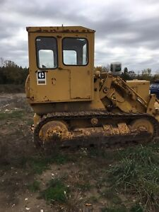 1979 CATERPILER 941B TRACK LOADER EXCELLENT CONDITION