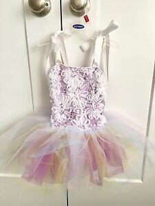 Little Girl's Dance Suit
