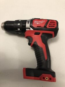 Milwaukee 1/2-inch M18 Compact Hammer Drill/Driver