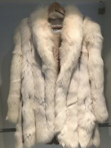 Fox Fur Coat - Women's