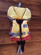 Child's Life Jacket 10 - 15kg. For open water use. Warner Pine Rivers Area Preview