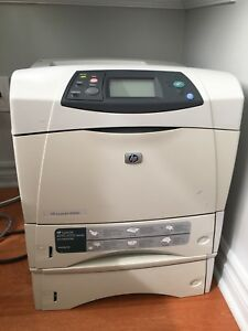 Imprimante HP Laserjet 4240dnt