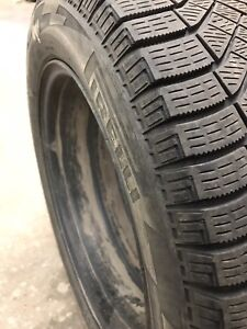 Winter tires and wheels (205-55-16)