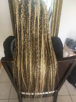 4 to 6 hours..Professional Braids,Kinky Twists,Locs&Weave..