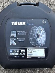 Thule Snow Chains Guyra Guyra Area Preview