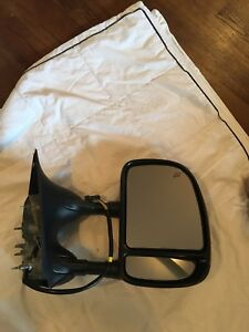 2006 Ford F-350 passenger side mirror
