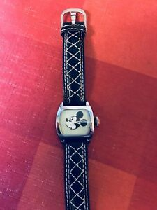 Genuine Mickey Mouse Disney Watch/ Unisex