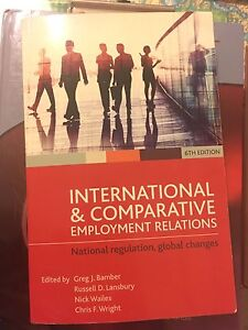 International & comparative employment relations Fortitude Valley Brisbane North East Preview
