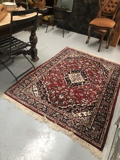 Persian style antique rug