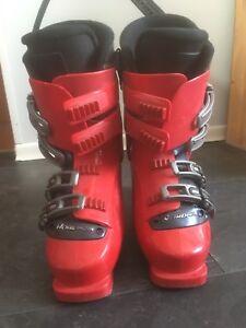 Nordica women's downhill ski boots