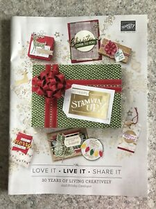 Stampin Up Holiday Catalog.  Would you like a copy?