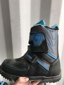 Burton Boys Snowboard Boots