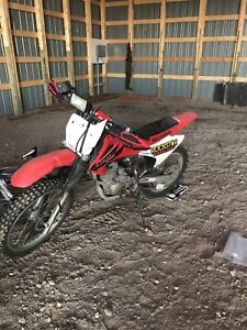 230crf dirt bike