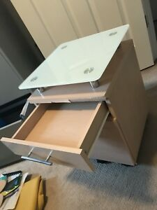 2 Draw filling cabinet