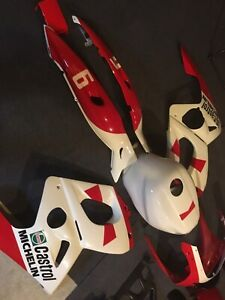 Complete YZF fairing kit