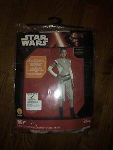 Star Wars Girls Halloween Costume: Rey