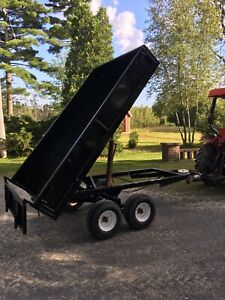 Dump trailer. SOLD pending