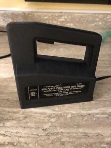 Effaceur vidéocassette