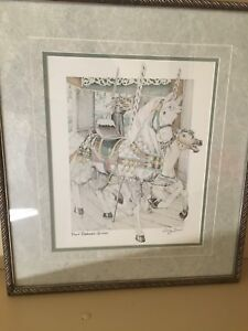 Carousel Horse Picture