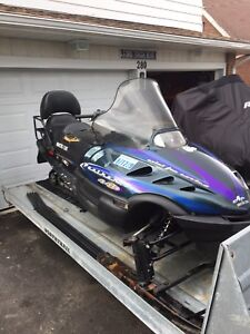 440 Arctic Cat