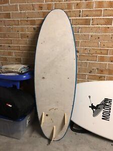 Foam kids surfboard