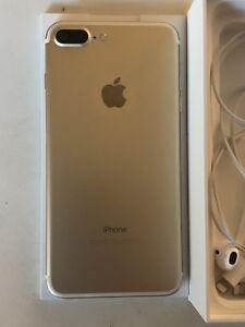 iPhone 7 Plus Gold 128 gb Eastlink