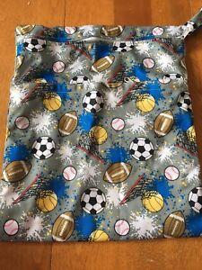 Wet/Dry Diaper Bag