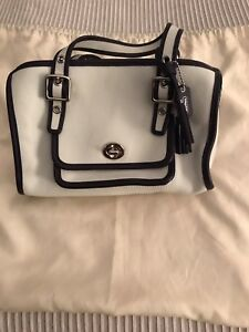 Authentic Coach Shoulder Purse