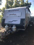 Caravan Windsor 24' Family triple bunk caravan Riverside West Tamar Preview