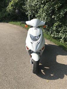 2009 Lambretta UNO 150 Scooter
