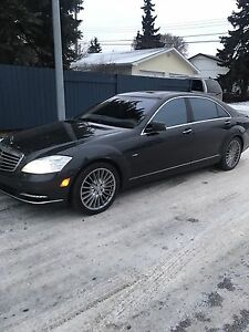 2012 MERCEDES S550 4MATIC FULLY LOADED
