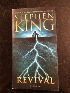 """""""Revival"""" by Stephen King**buy or trade"""