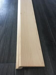 Natural Maple Sub Moldings 24ft