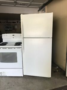 Perfect working Fridge/Stove Kenmore SET DELIVER