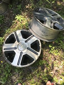 "17"" chev rims 6x127 bolt pattern"